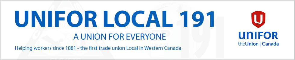 Unifor Local 191